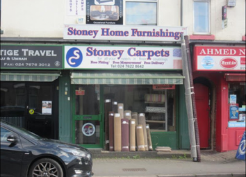 Thumbnail Commercial property for sale in Stoney Stanton Road, Coventry