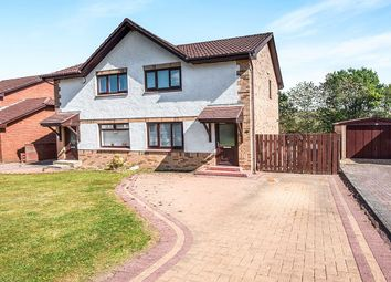 Thumbnail 2 bed semi-detached house for sale in Wemyss Drive, Blackwood, Cumbernauld
