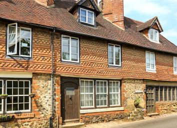 Thumbnail 1 bed maisonette for sale in Farriers Cottage, The Street, Albury, Guildford Surrey