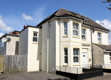 Thumbnail 1 bed flat for sale in Ashley Road, Bournemouth