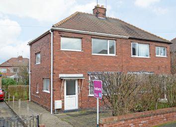 Thumbnail 3 bedroom semi-detached house to rent in Danum Road, York