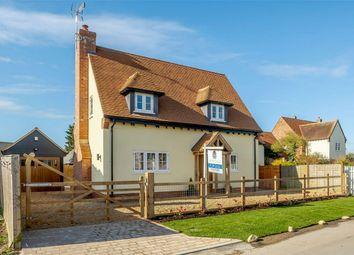 The Street, Salcott, Maldon, Essex CM9. 3 bed detached house for sale
