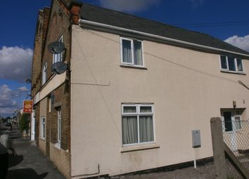 Thumbnail 2 bed flat to rent in Bridge Road, Sutton Bridge