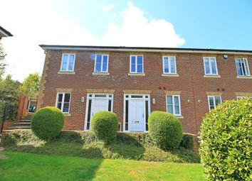 Thumbnail 2 bed terraced house to rent in Malmesbury Gardens, Winchester
