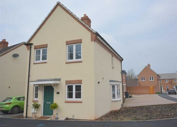 Thumbnail 3 bed detached house for sale in Deopham Green Kingsway, Quedgeley, Gloucester