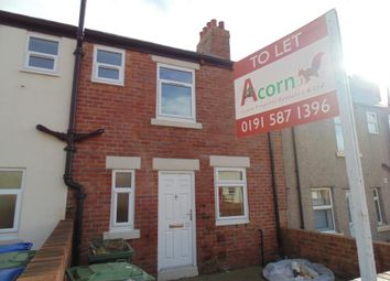 2 bed terraced house for sale in John Street, Peterlee SR8