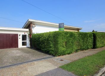 Thumbnail 2 bed semi-detached bungalow for sale in The Square, Pevensey Bay