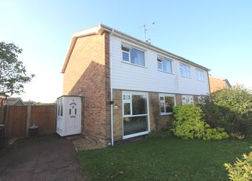 Thumbnail 3 bed semi-detached house for sale in Ramsay Way, Langney Point, Eastbourne