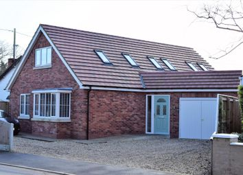 Thumbnail 3 bed detached bungalow for sale in Station Road, Hibaldstow, Brigg