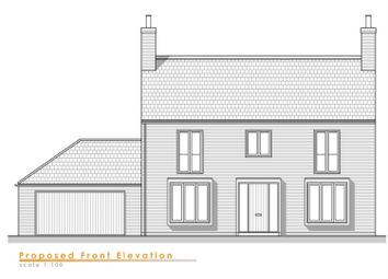 Thumbnail 4 bed detached house for sale in Plot Six, Stoneleigh Farm, Maltby Le Marsh