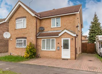 Thumbnail 2 bed semi-detached house for sale in The Dale, Wellingborough