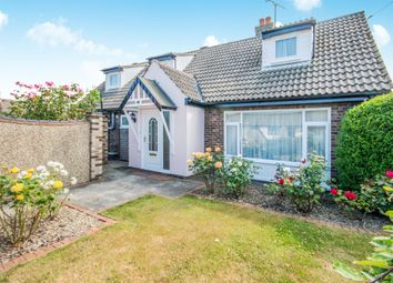 Thumbnail 5 bed bungalow for sale in Nightingale Close, Scratby, Great Yarmouth