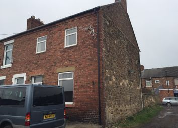 Thumbnail 3 bed end terrace house to rent in South Street, Fence Houses, Houghton Le Spring