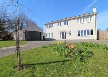 Thumbnail 5 bed detached house for sale in Lawson Leas, Barrowby, Grantham