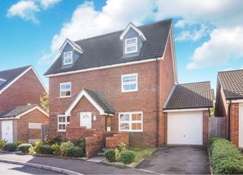 Thumbnail 5 bed detached house for sale in Wellstead Way, Hedge End, Southampton