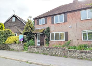 Thumbnail 3 bed end terrace house to rent in East Dean, Chichester