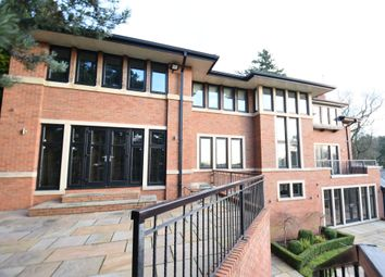 Thumbnail 5 bed detached house for sale in Woodbrook Road, Alderley Edge