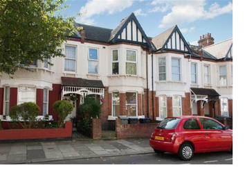 Thumbnail 3 bed flat to rent in B, Palermo Road, Harlesden