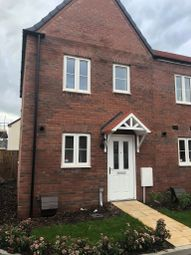 Thumbnail 2 bed semi-detached house to rent in Stryd Maswr, Llanelli