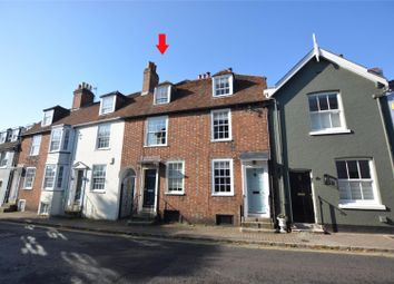 Thumbnail 2 bed terraced house for sale in Captains Row, Lymington, Hampshire