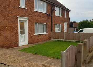 Thumbnail 2 bedroom semi-detached house to rent in Mulberry Crescent, Carlton-In-Lindrick, Worksop