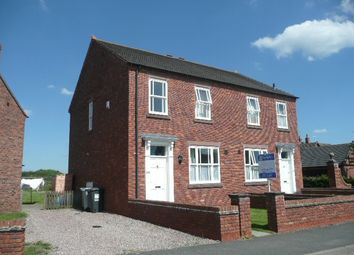 Thumbnail 3 bed town house to rent in Colleys Lane, Willaston, Nantwich