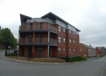 Thumbnail 2 bed flat for sale in Wheelers Court, Woodville, Swadlincote
