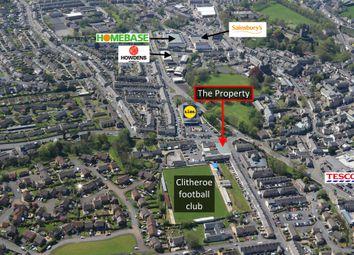Thumbnail Retail premises for sale in Shawbridge Street, Clitheroe