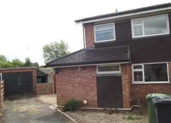 Thumbnail 2 bed semi-detached house to rent in The Claytons, Ross-On-Wye, Herefordshire