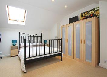 Thumbnail 2 bed flat to rent in Montague Road, Wimbledon, Wimbledon