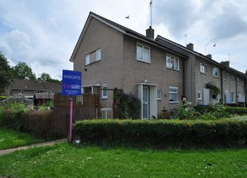 Thumbnail 3 bed end terrace house for sale in The Wade, Welwyn Garden City, Hertfordshire