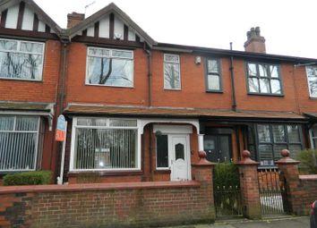 Thumbnail 3 bedroom terraced house to rent in Alexander Road, Tonge Moor, Bolton