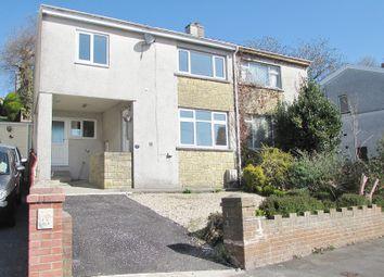 Thumbnail 4 bed semi-detached house to rent in Tan-Y-Bryn, Pencoed, Bridgend, Mid. Glamorgan.