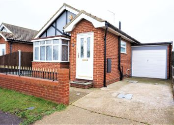 Thumbnail 1 bed bungalow for sale in Urmond Road, Canvey Island