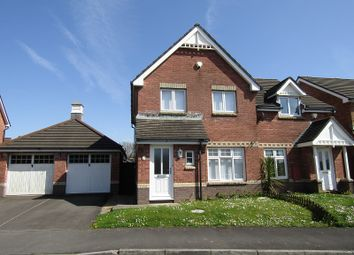 Thumbnail 3 bed property for sale in Coed Ceirios, Tregof Village, Swansea Vale, Swansea, City And County Of Swansea.