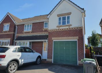 Thumbnail 4 bed detached house for sale in Ramsons Way, Cardiff