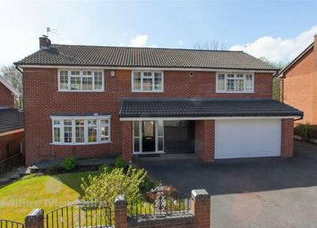 Thumbnail 5 bedroom detached house for sale in Oakenbottom Road, Tonge Fold, Bolton, Lancashire