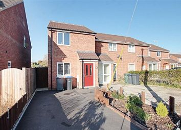 Thumbnail 2 bed terraced house to rent in Meadow Lane, Westbury
