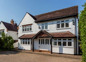 Thumbnail Detached house for sale in London Road, Ewell Village