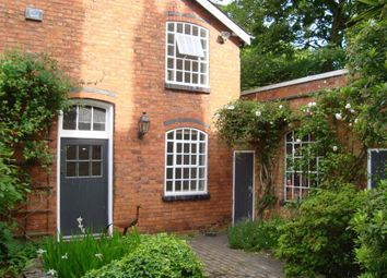 Thumbnail 1 bed mews house to rent in Sir Harrys Road, Edgbaston, Birmingham