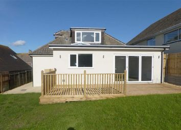 Thumbnail 4 bed detached bungalow for sale in Winslow Road, Weymouth, Dorset