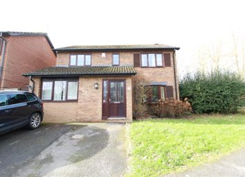 Thumbnail 5 bed detached house for sale in Ruskin Way, Woosehill, Wokingham
