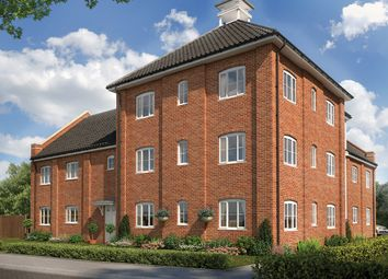 Thumbnail 1 bedroom flat for sale in Church Hill, Saxmundham, Suffolk