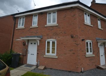 Thumbnail 2 bedroom flat to rent in Swinton Close, Hamilton, Leicester