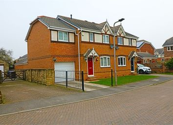Thumbnail 4 bed semi-detached house for sale in Far Lawns, Carlton, Barnsley, South Yorkshire