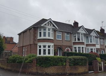 Thumbnail 3 bedroom end terrace house to rent in Beautiful 3 Bedroom Family Home, Malvern Road, Coventry.