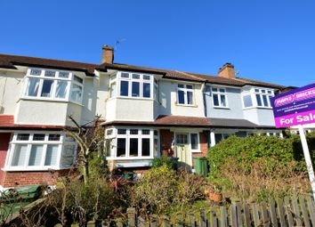 Thumbnail 3 bed terraced house for sale in Cedarville Gardens, London
