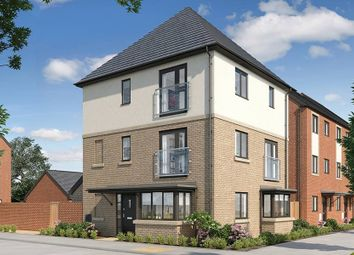 "Thumbnail 5 bed detached house for sale in ""The Vale"" at Westlake Avenue, Hampton Vale, Peterborough"