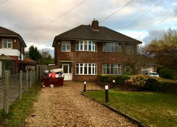 Thumbnail 3 bed semi-detached house for sale in Harlaxton Road, Grantham