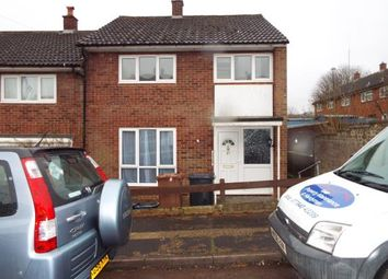 Thumbnail 3 bedroom end terrace house for sale in Collenswood Road, Stevenage, Hertfordshire, England
